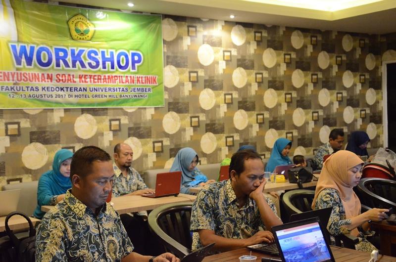 Workshop Pembuatan Soal Keterampilan Klinik