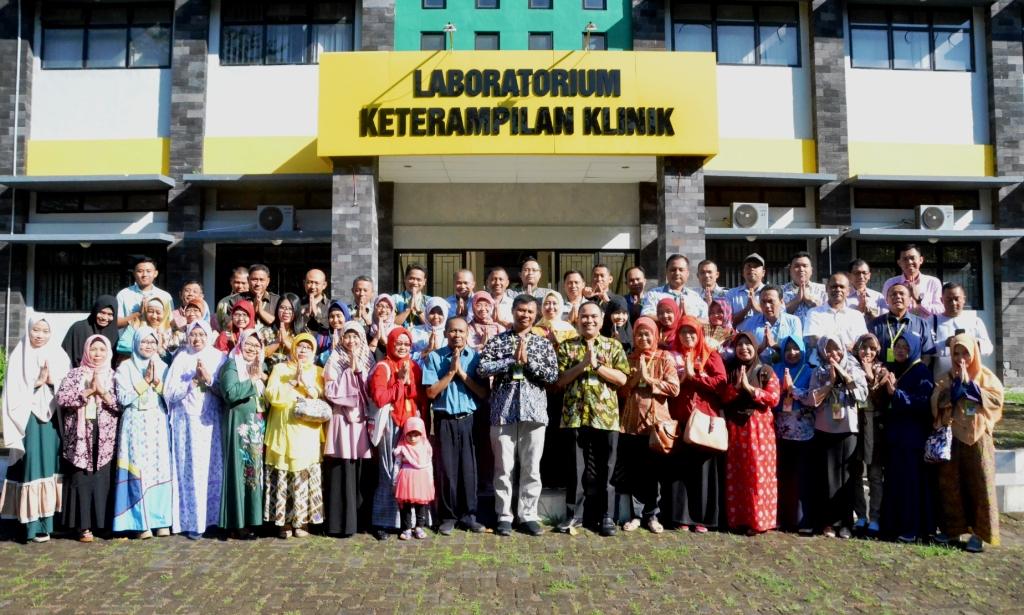Melalui Halal Bi Halal, Fakultas Kedokteran Menjadi Lebih Membahagiakan