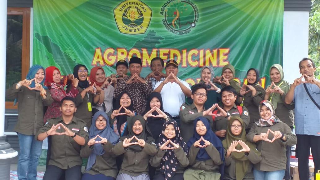 Mobile Agromedicine : Inisiasi Desa Binaan Agromedis